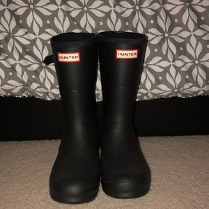 Hunter Boots Size 9 #posh#poshmark #boots #fall